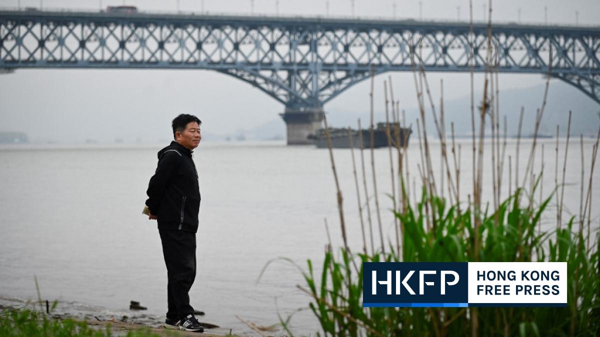 bridge nanjing