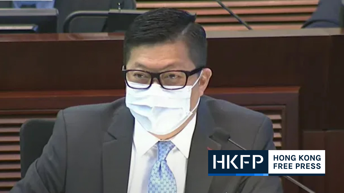 chris tang accuses media of undermining national security
