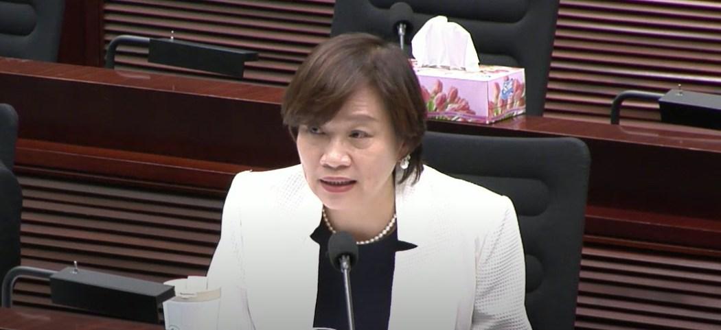 Priscilla Leung legco