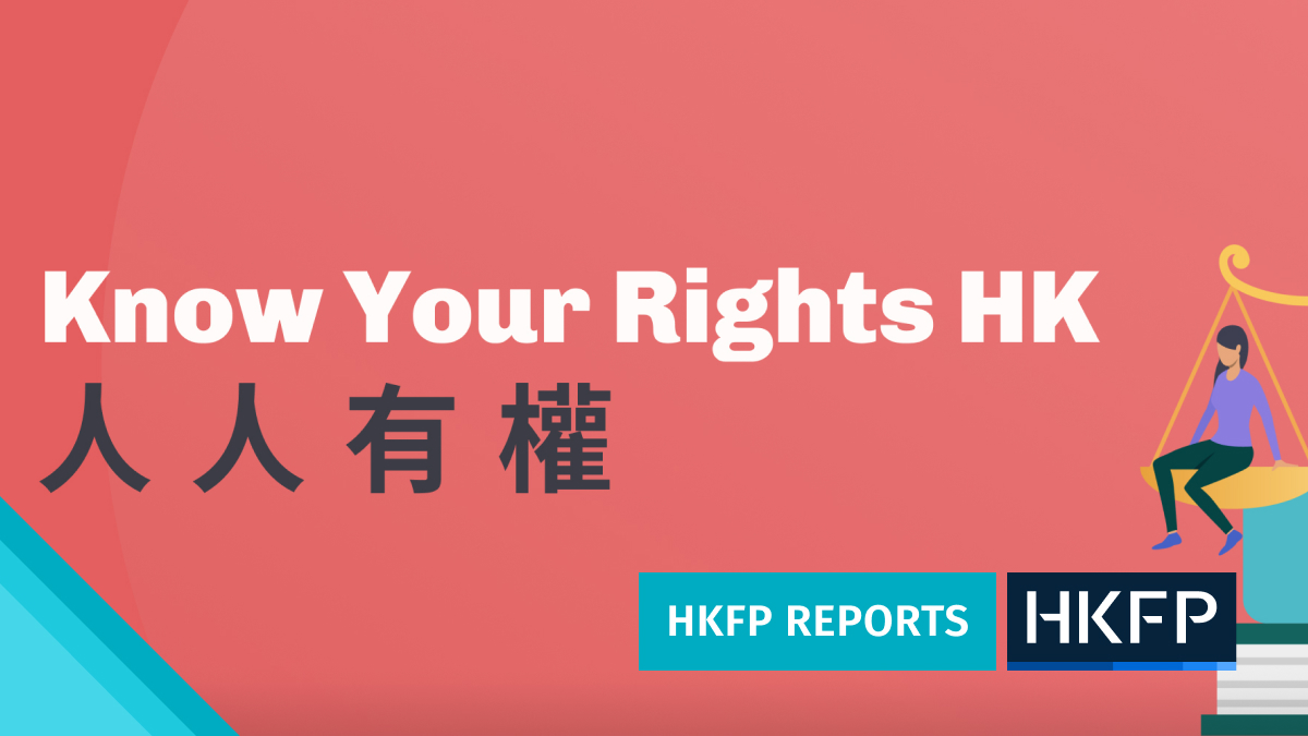 Legal experts launch advice website for Hongkongers amid growing number of arrests and charges | Hong Kong Free Press HKFP