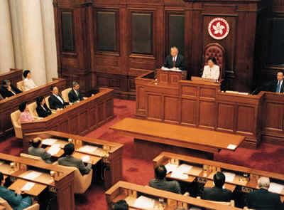 Provisional Legislative Council
