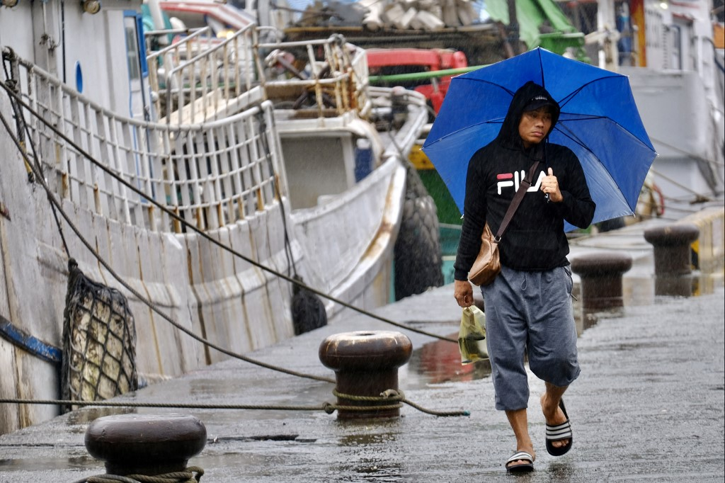 TAIWAN-FISHING-RIGHTS