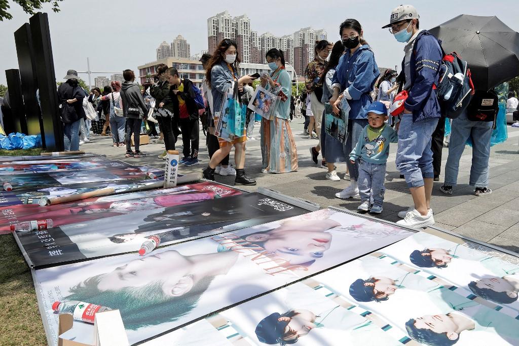 中国电视文化LGBT