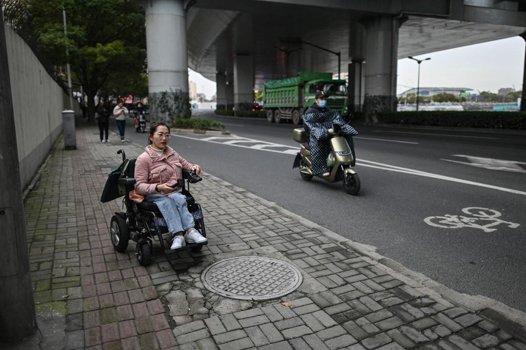 CHINA-DISABLED-RIGHTS