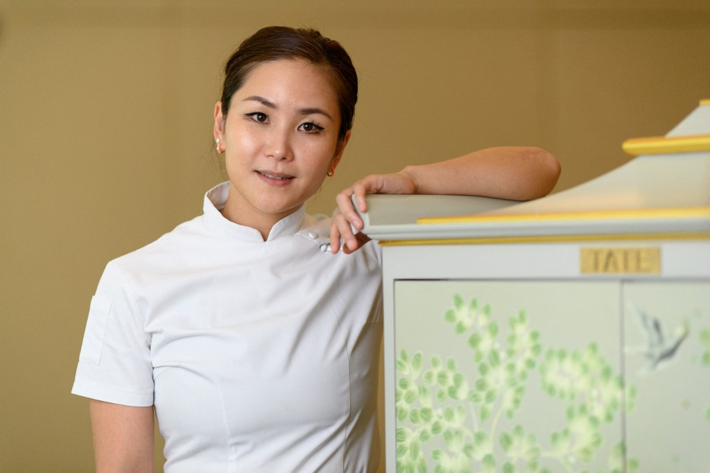 HONG KONG-CHINA-LIFESTYLE-FOOD-GENDER