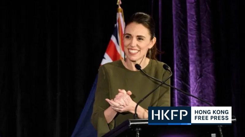 AFP New Zealand Australia China