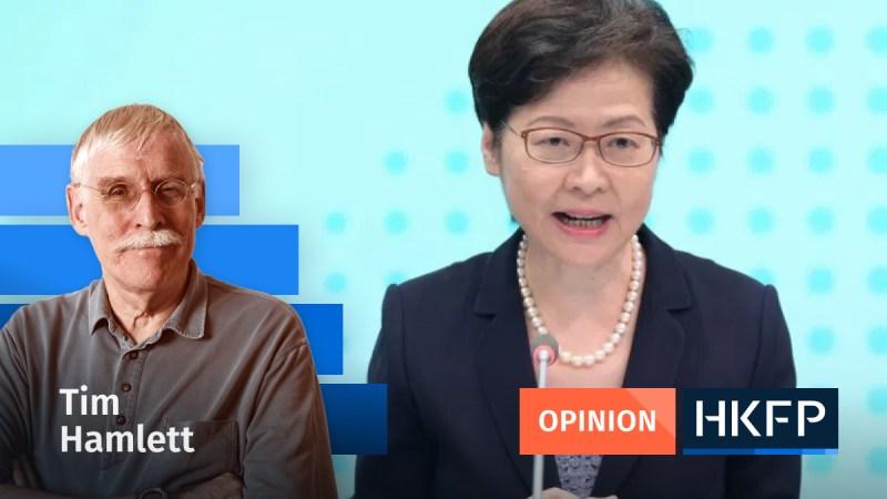 Article - Opinion - Tim Hamlett chief executive election