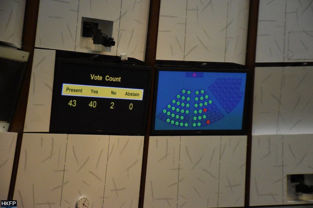 election overhaul revamp