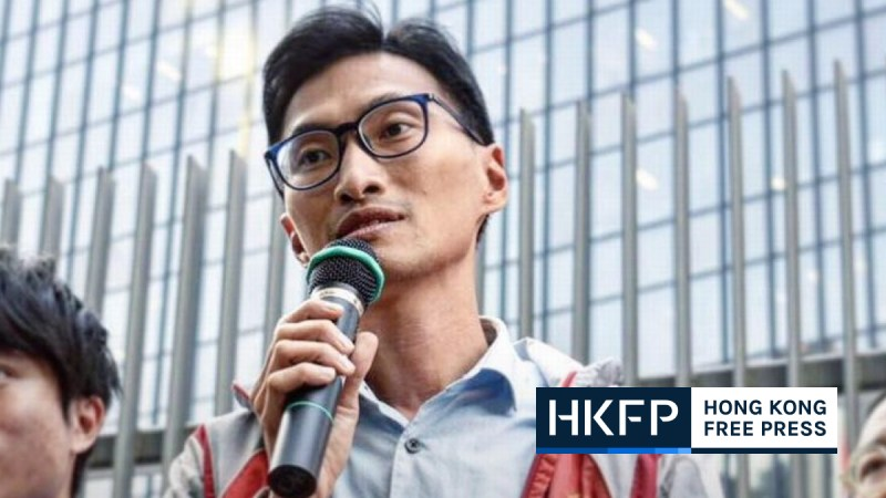 Eddie Chu disbands political group featured pic