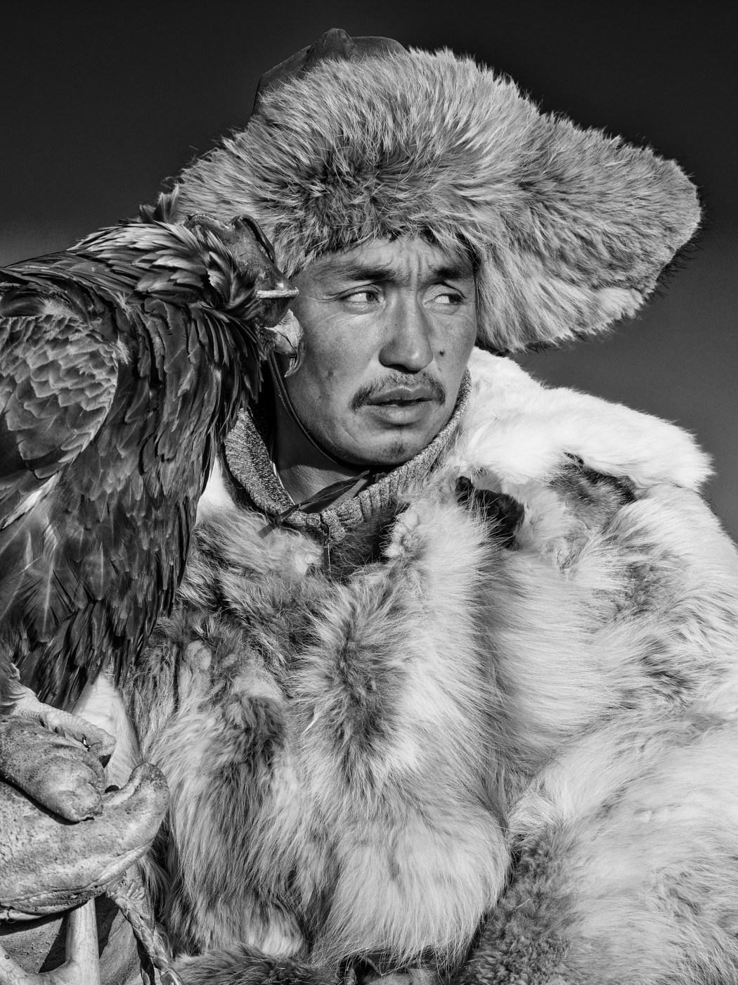 Gary jones Kazakh Eagle Hunter