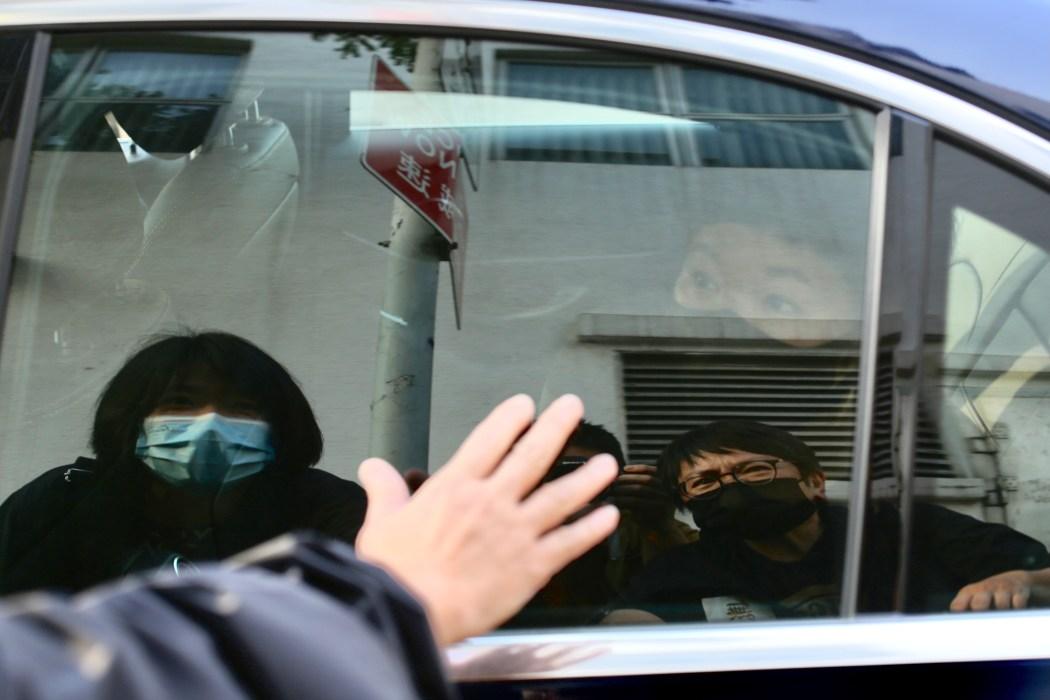 Bao Choy arrest