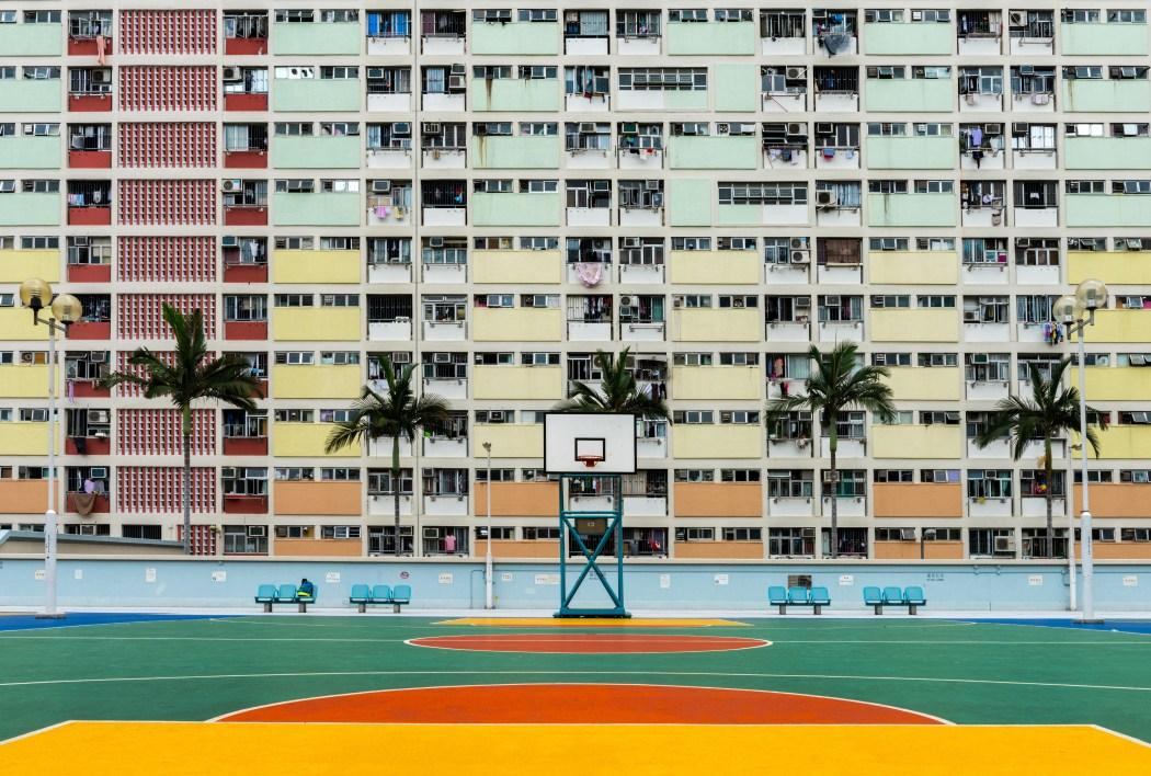 Choi Hung Estate Kowloon, Hong Kong
