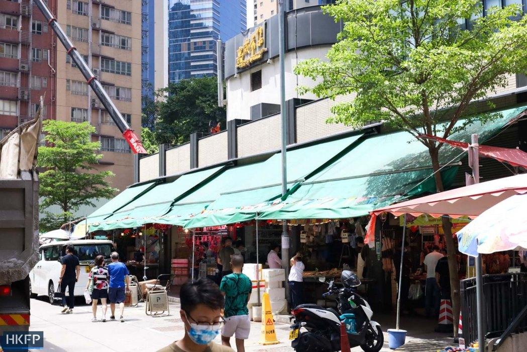 Taste of Graham Street centre