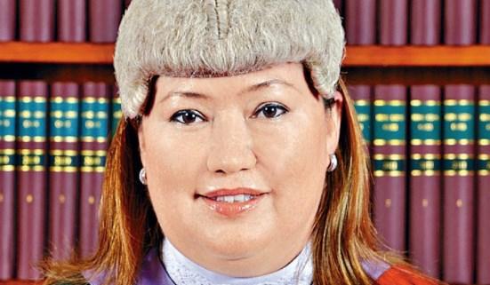 Judge Amanda Woodcock