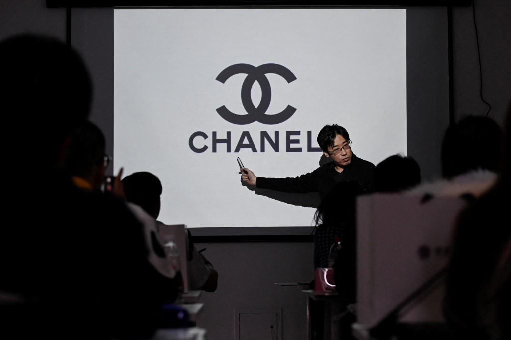 CHINA-ECONOMY-LUXURY-FAKES