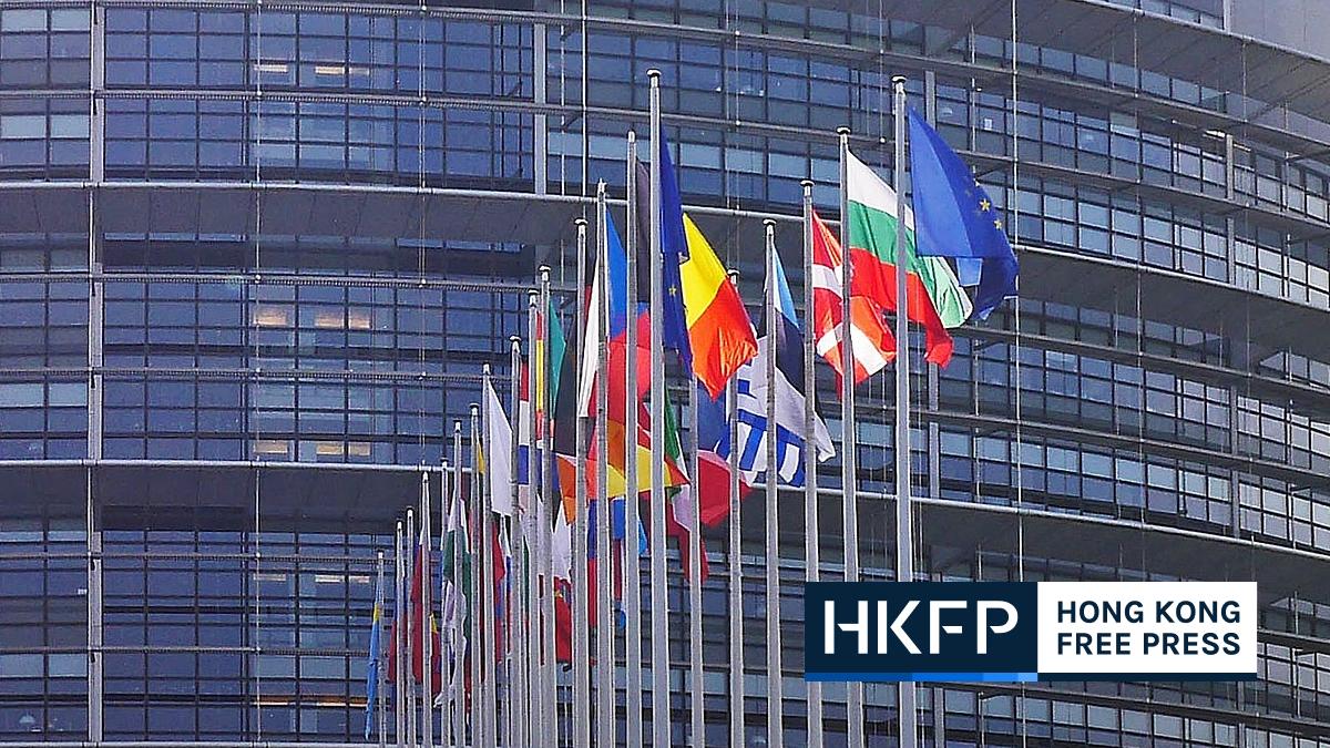 EU parliament blocks China investment deal over sanctions | Hong Kong Free Press HKFP