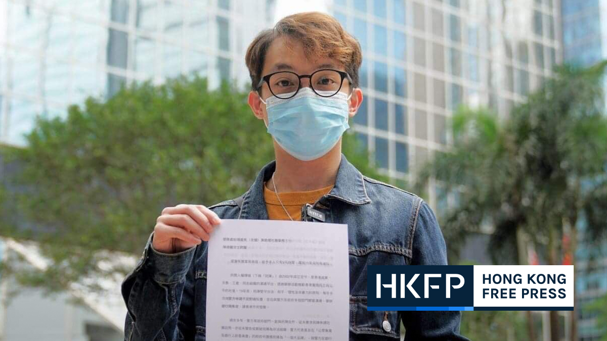 Largest protest group in Hong Kong rejects police request for records and funding details in face of probe