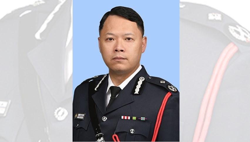 Frederic Choi police