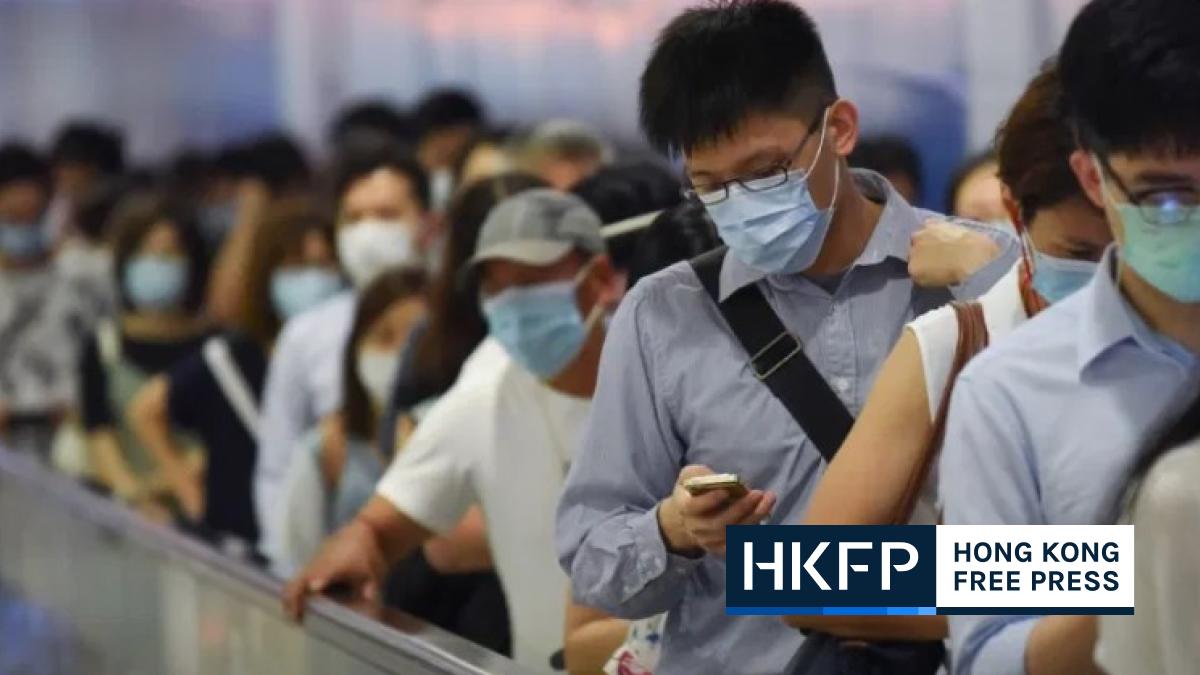 hong kong covid unemployment