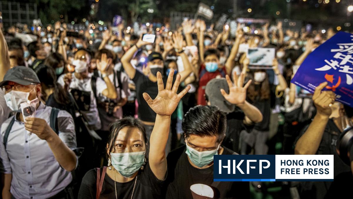 hong kong june 4 tiananmen massacre vigil banned again
