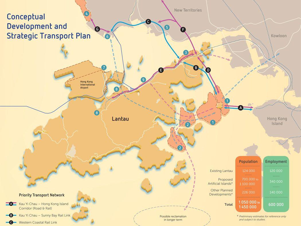 Lantau Tomorrow Vision