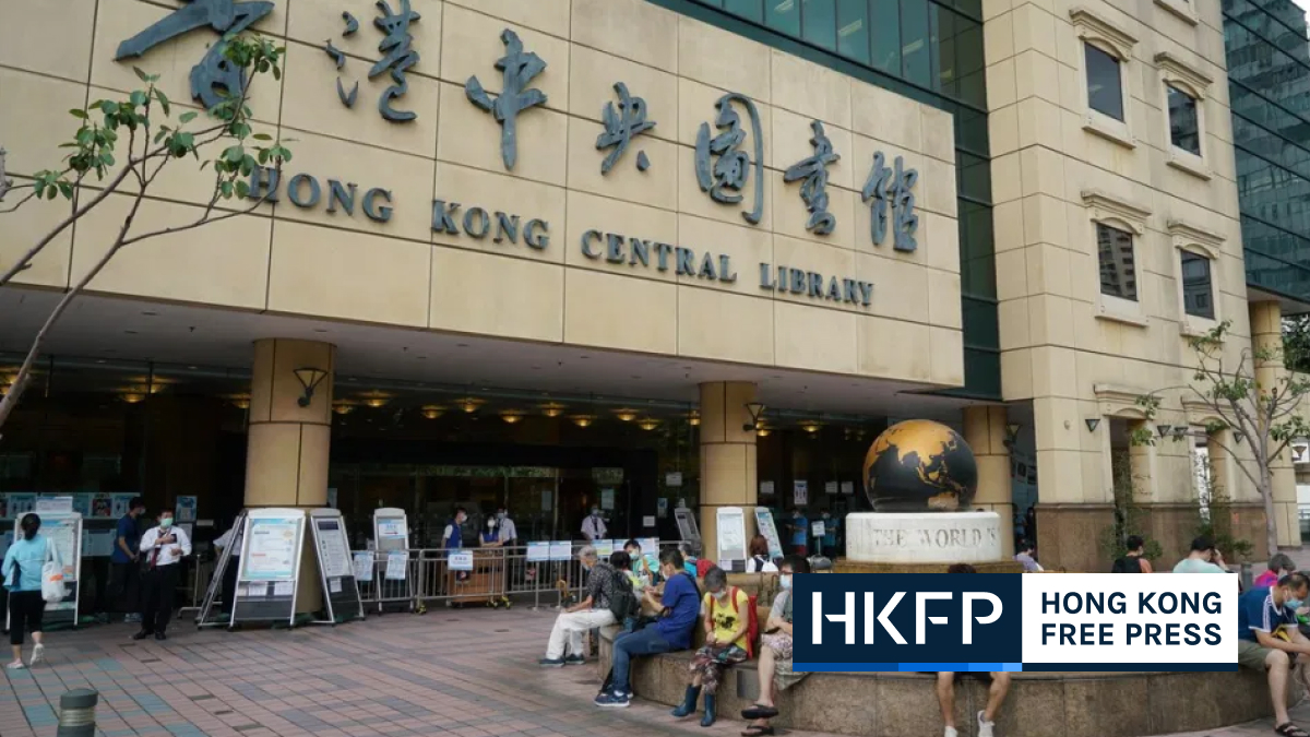 Hong Kong pulls more democracy books from library shelves citing security law concerns