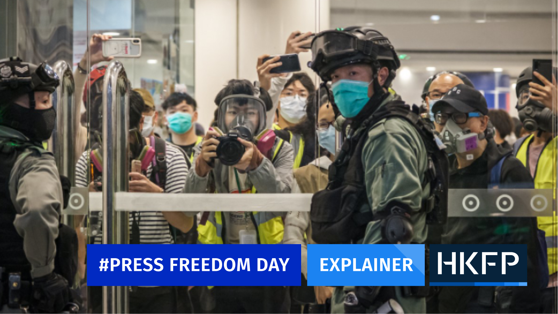 Explainer: The decline of Hong Kong's press freedom under the national security law | Hong Kong Free Press HKFP