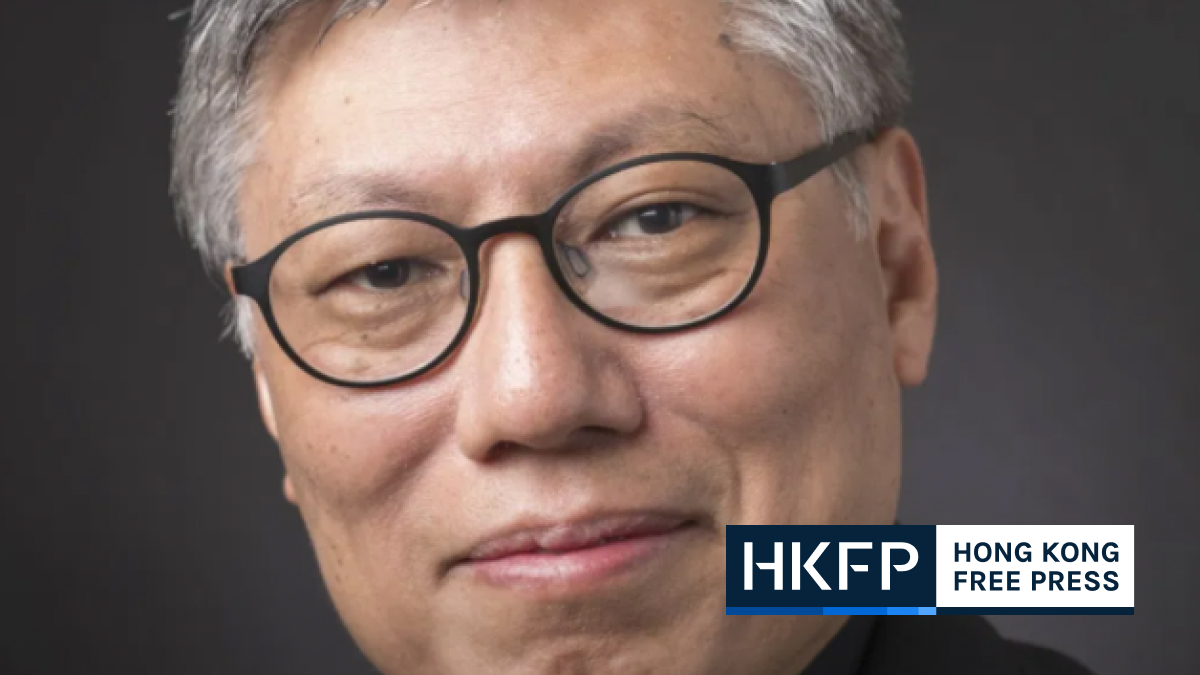 Stephen Chow sau yan new bishop of Hong Kong catholic church appointed by the vatican
