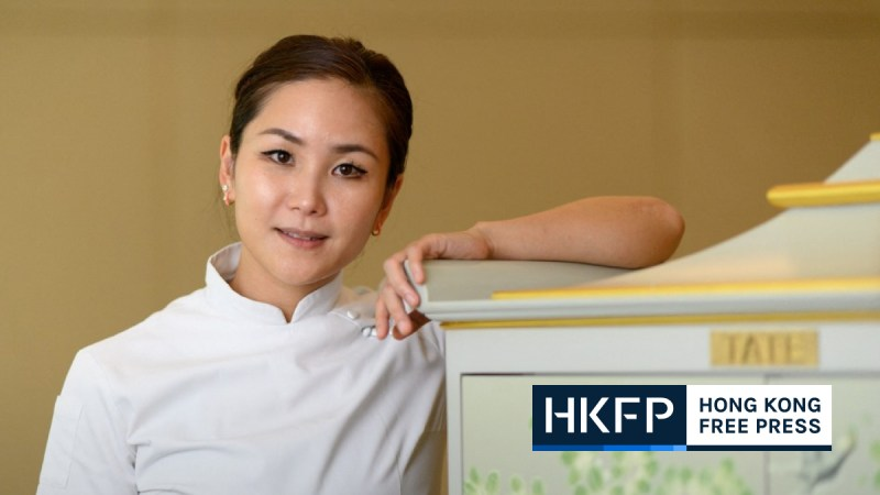 Hong kong top chef vicky lau tate