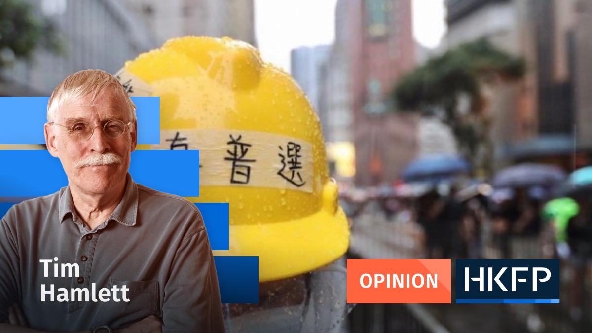 voting - Opinion - Tim Hamlett