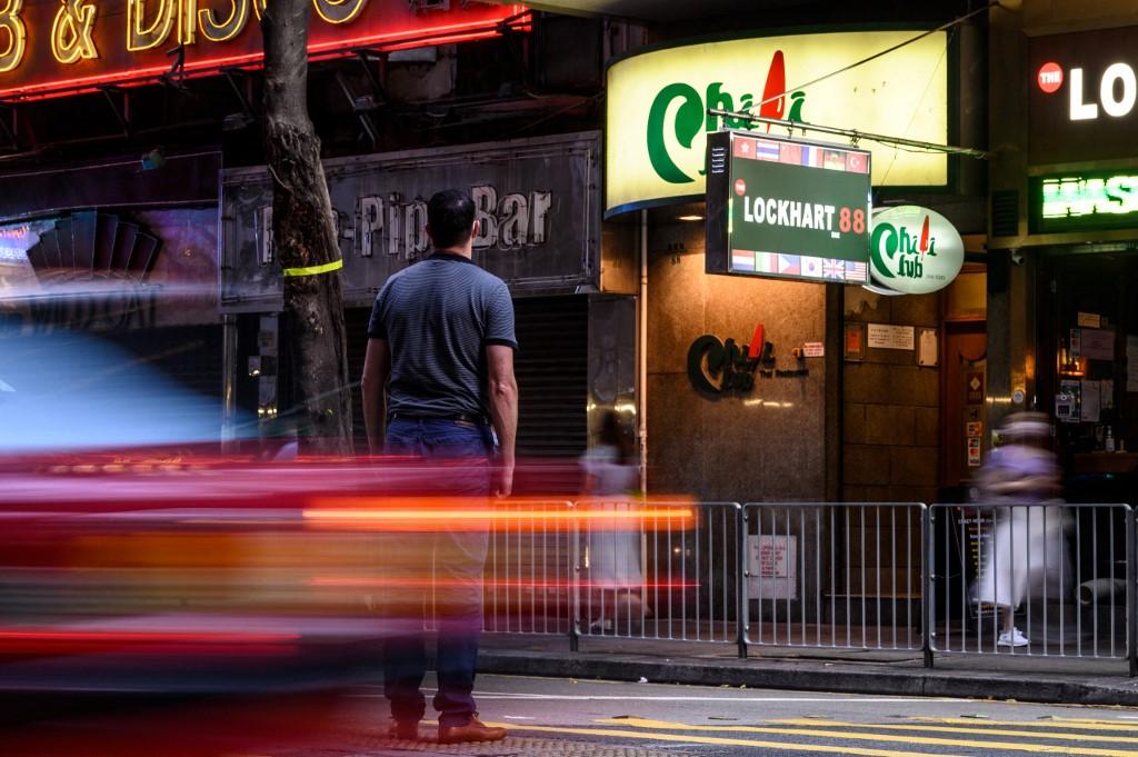 HONG KONG-CHINA-VIRUS-HEALTH-CRIME