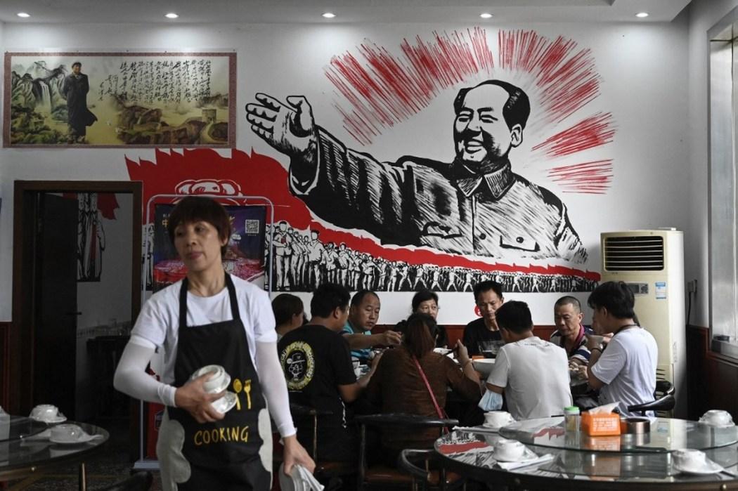 CHINA-POLITICS-PARTY-ANNIVERSARY
