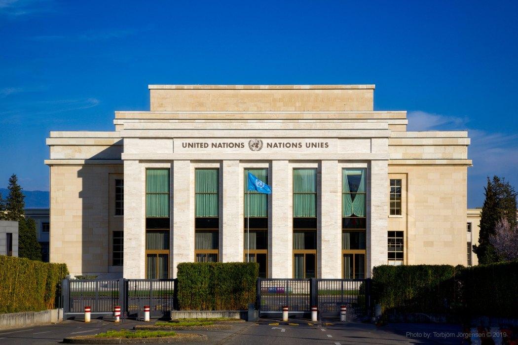 United nations UN in geneva