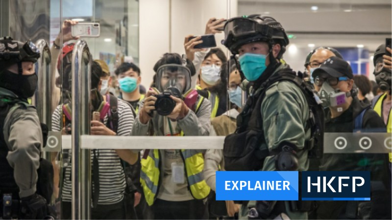 Article - Explainer press freedom