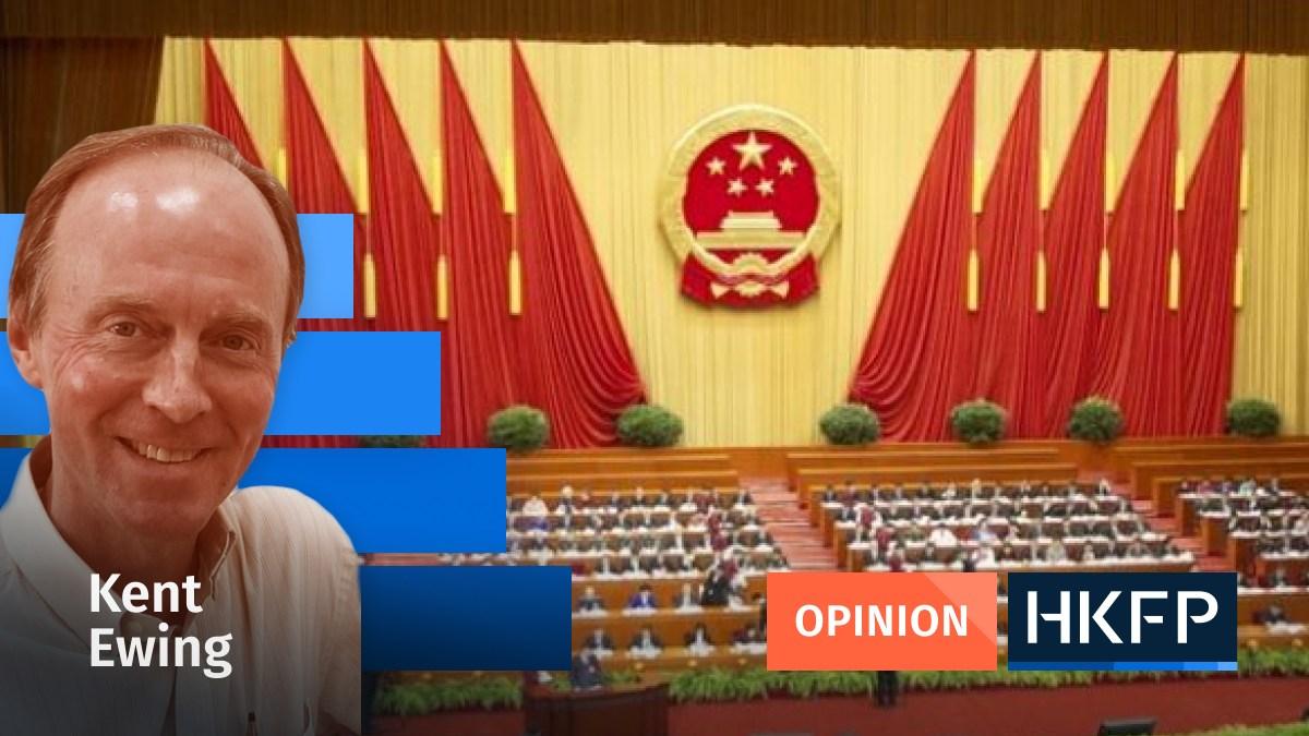 Opinion - Kent Ewing CCP anniversary