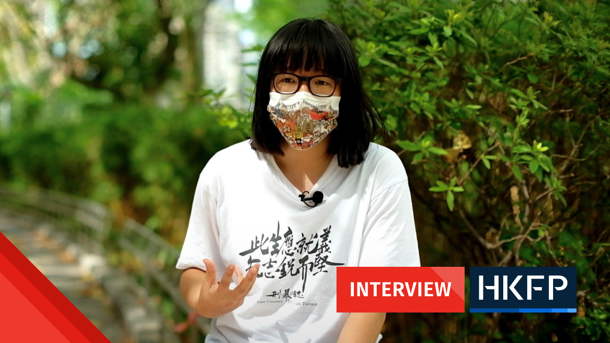 Chow hang-tung interview