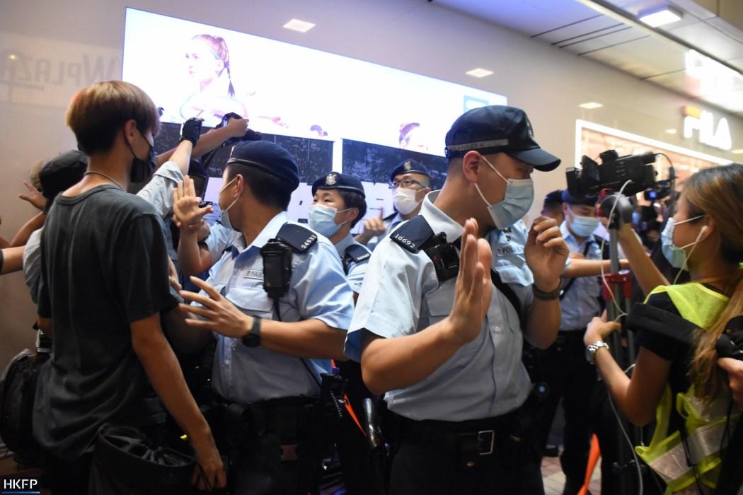 Wong Yat-chin arrested
