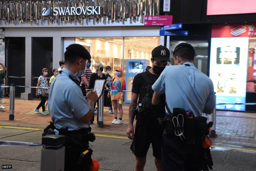 causeway bay police june 12 2021