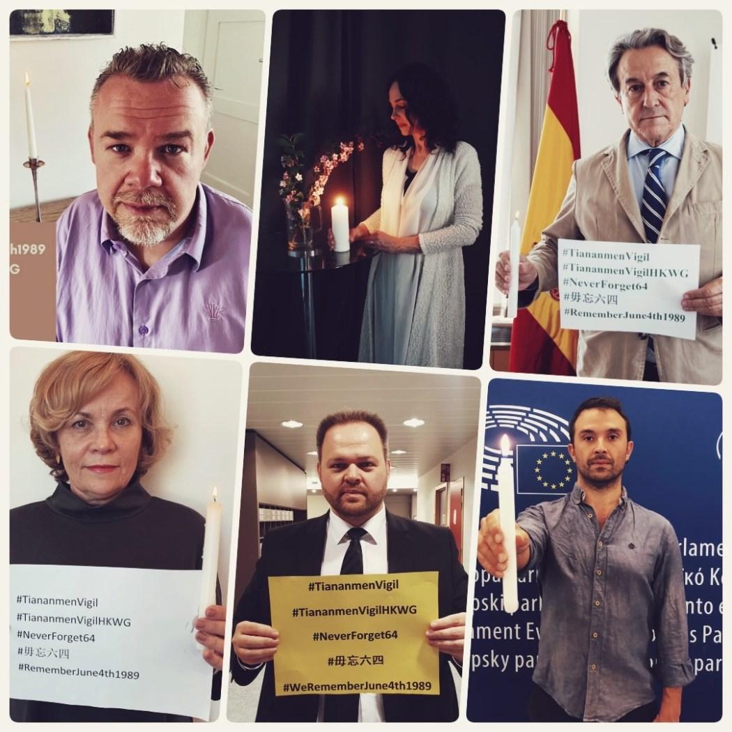 EU June 4 candles