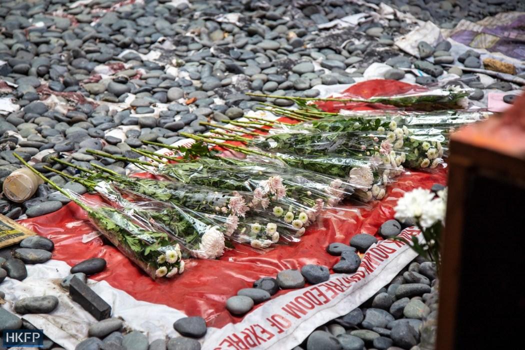Tiananmen Square Massacre Pillar of Shame HKUSU