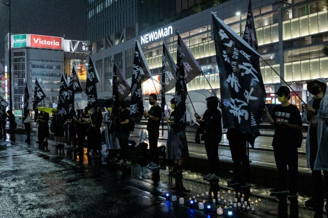 June 4 Japan Tiananmen 2021 Viola Kam