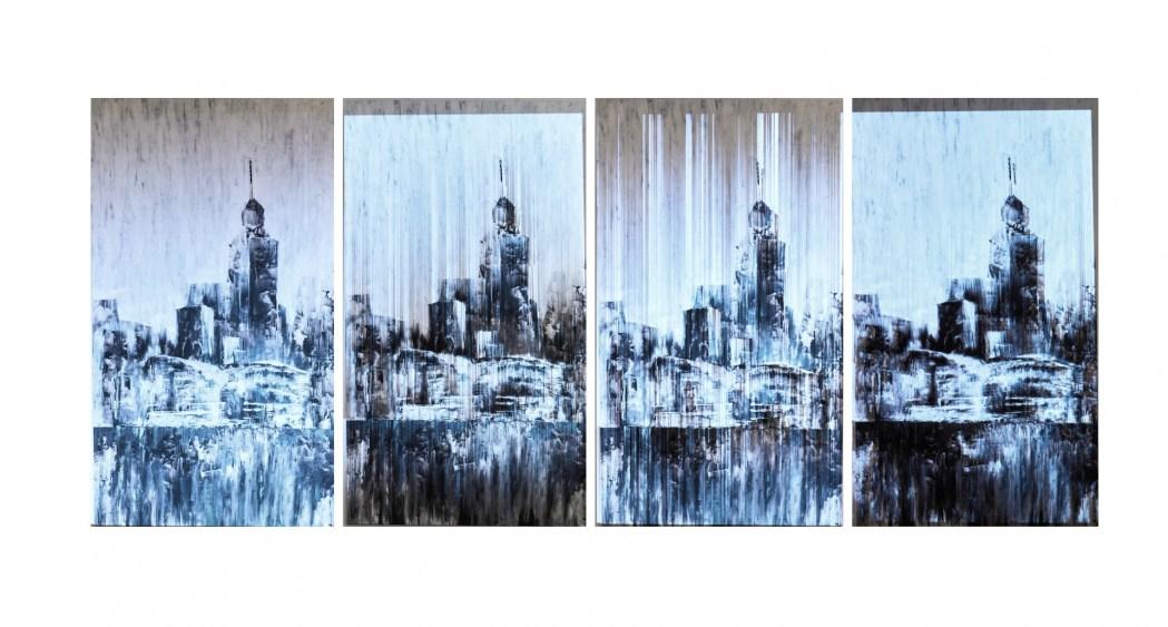 Ngan Ting Rebecca Hon - Urban Variations No.1