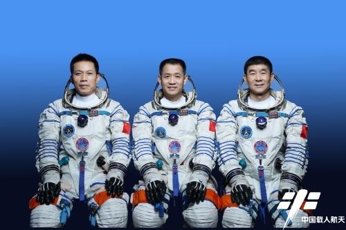 Nie Haisheng, Liu Boming and Tang Hongbo