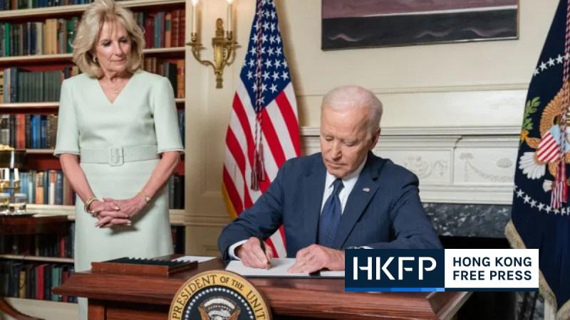 biden to overhaul trump sanctions list
