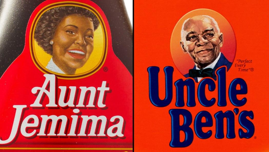 Uncle Ben's and Aunt Jemima brands