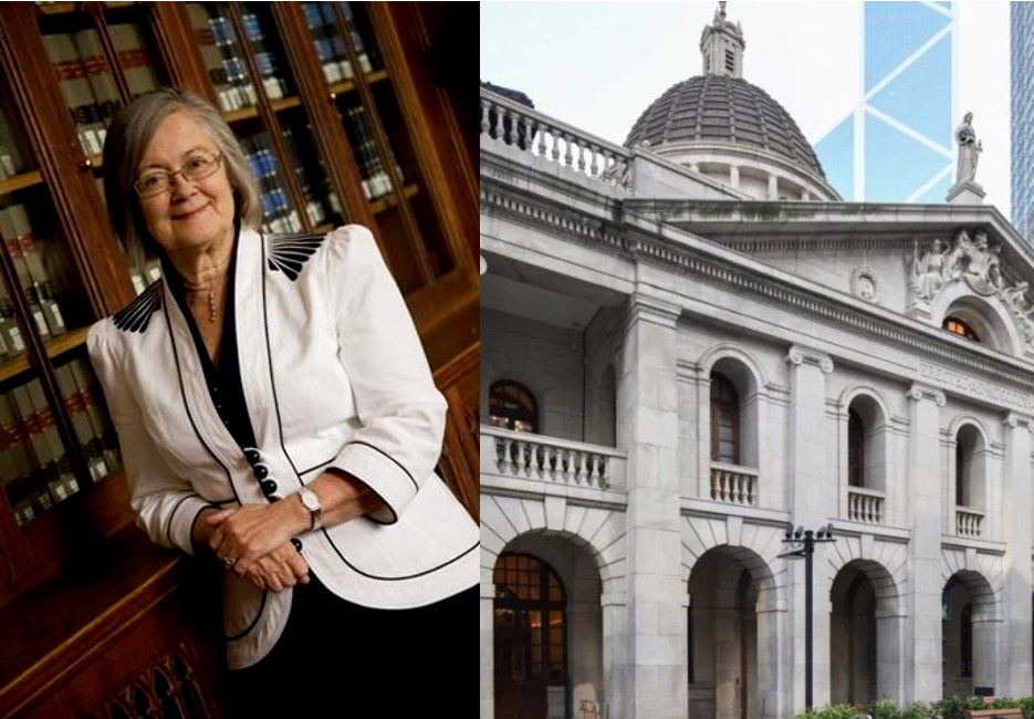 baroness hale Court of Final Appeal