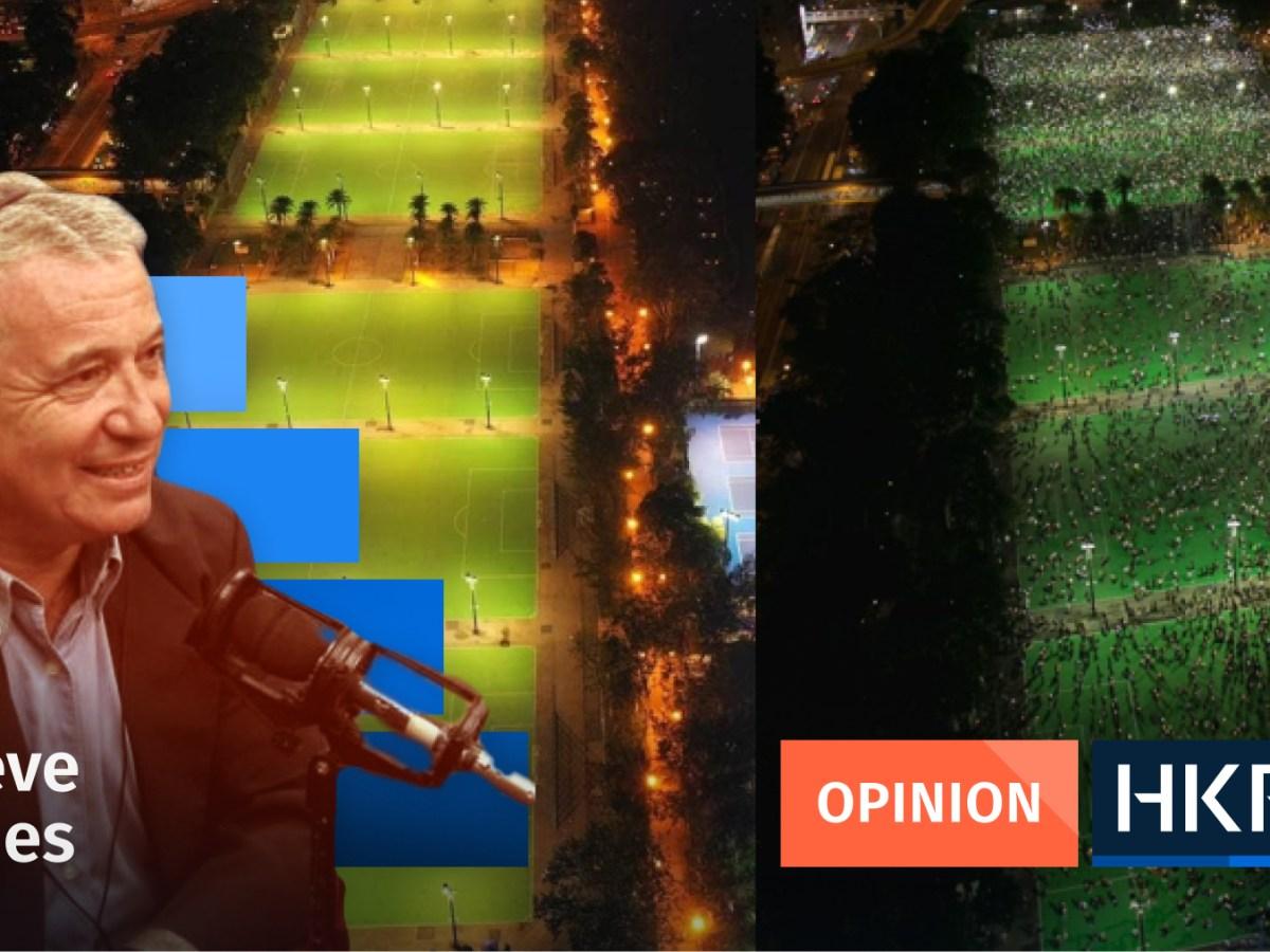 Steve Vines Tiananmen featured pic