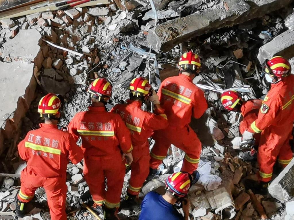 Suzhou  accident