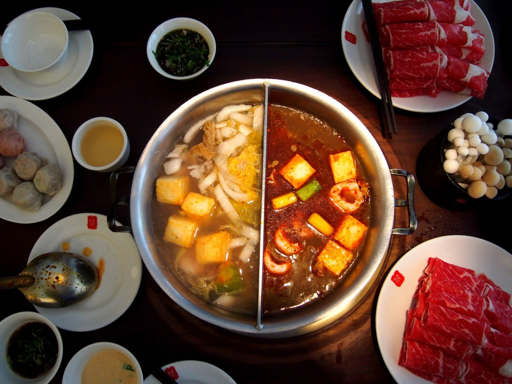 Hotpot Chinese food
