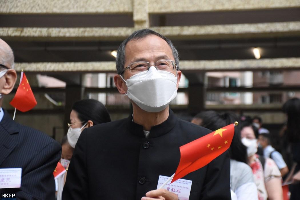 July 1 Jasper Tsang
